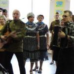 Ветераны ВОВ встреча и танцы 121