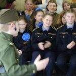 Ветераны ВОВ встреча и танцы 138