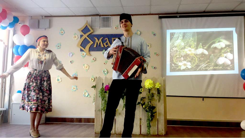 Праздничный концерт «Букет нот в подарок»